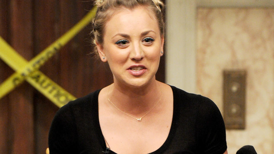Kaley Cuoco schlüpft in 'The Big Bang Theory' in die Rolle von Penny.