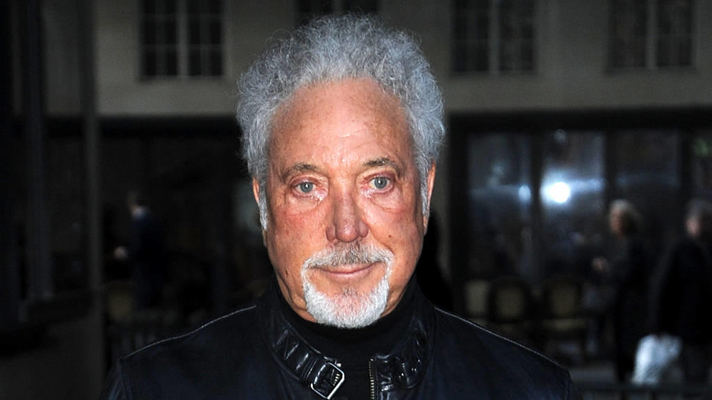 Tom Jones will in die Rock and Roll Hall of Fame