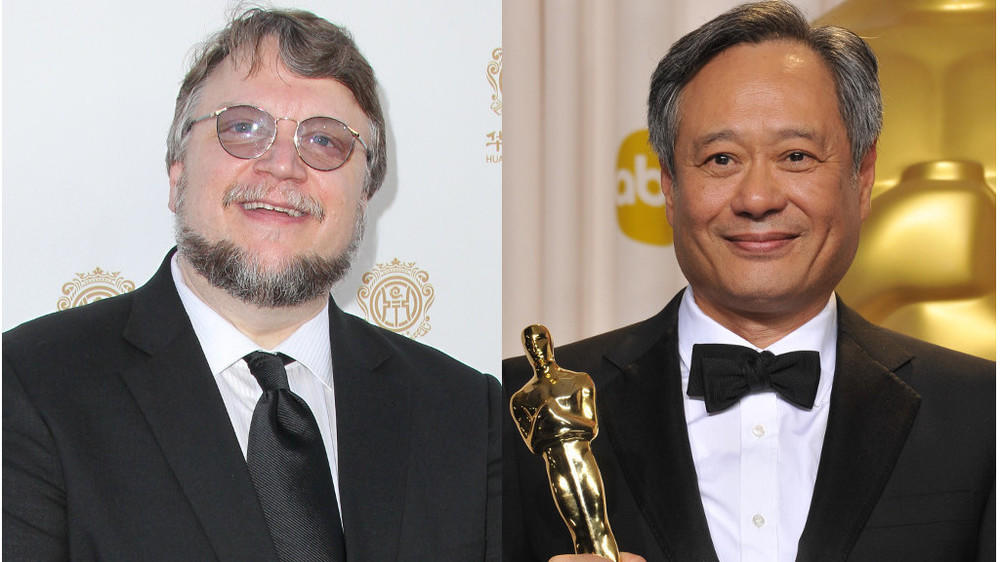 guillermo del toro und ang lee verk nden oscar nominierungen. Black Bedroom Furniture Sets. Home Design Ideas