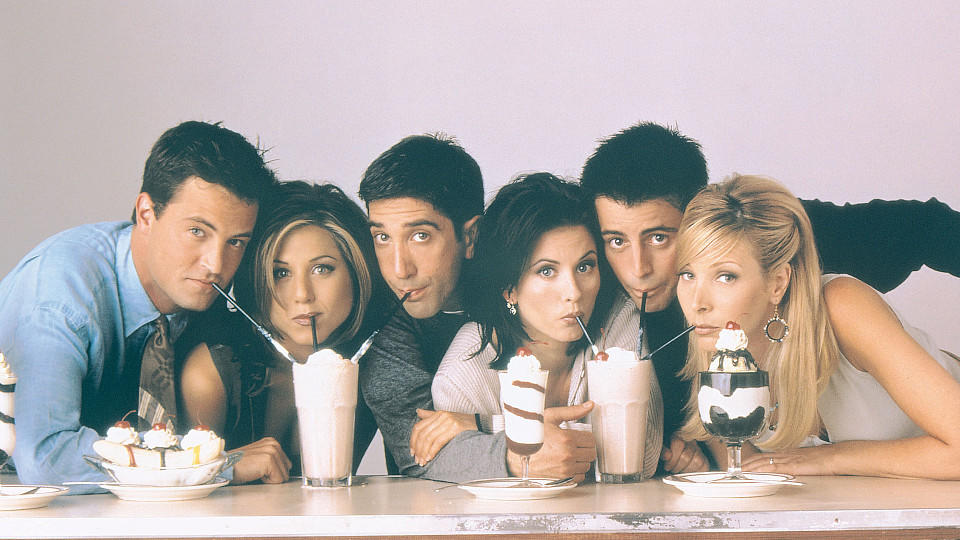 Matthew Perry verpasst 'Friends'-Reunion