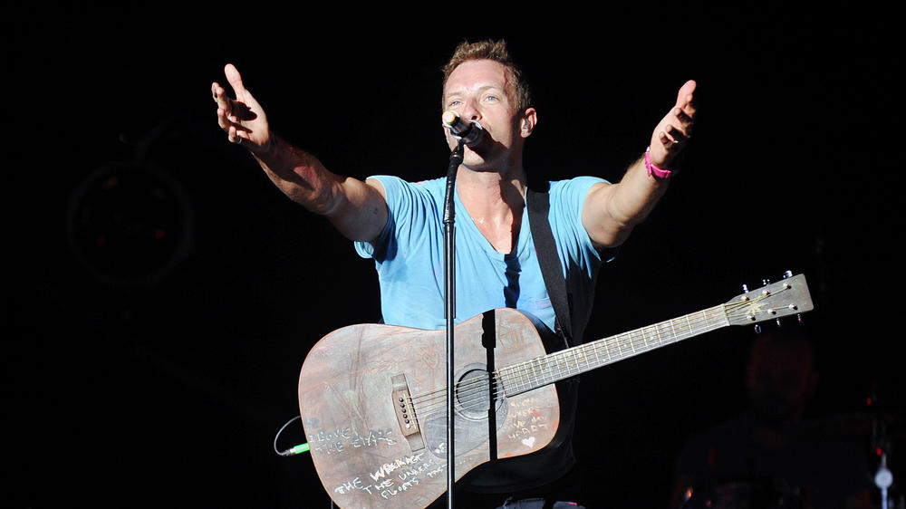 "Coldplay bekommen ""Godlike Genius Awards"""