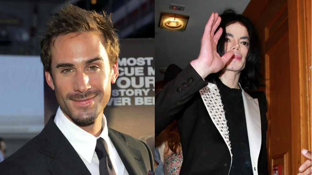 Joseph Fiennes spielt Michael Jackson in Roadmovie