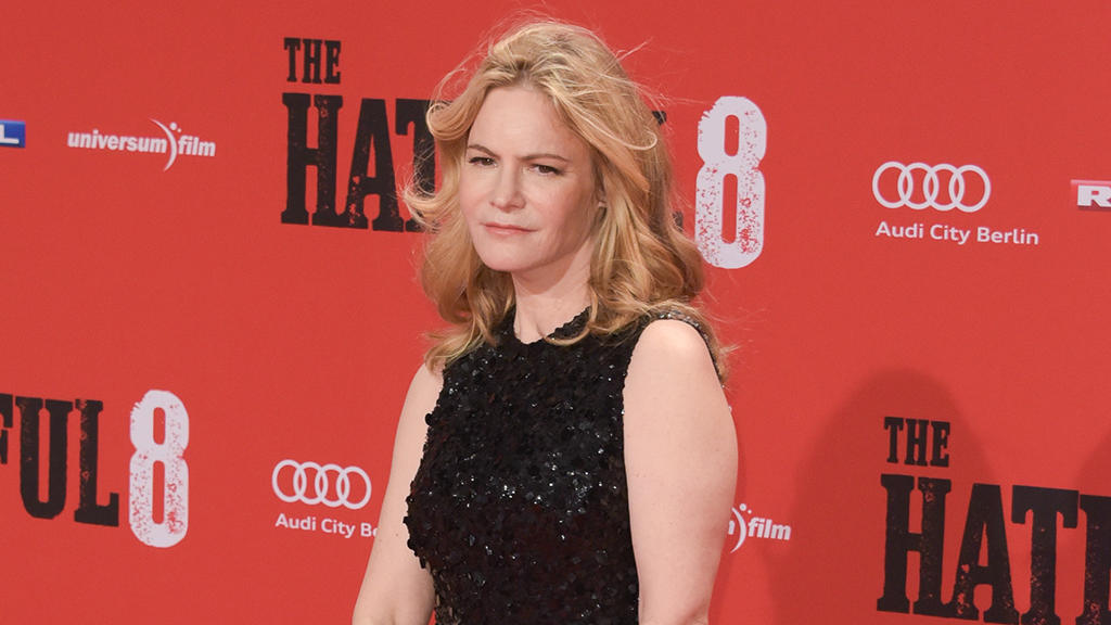 Jennifer Jason Leigh war schon in Rente