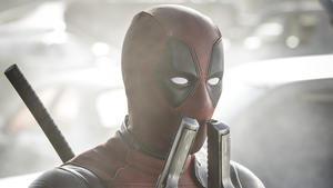 """Deadpool"": Mitunter anstrengender Super(maul)held"
