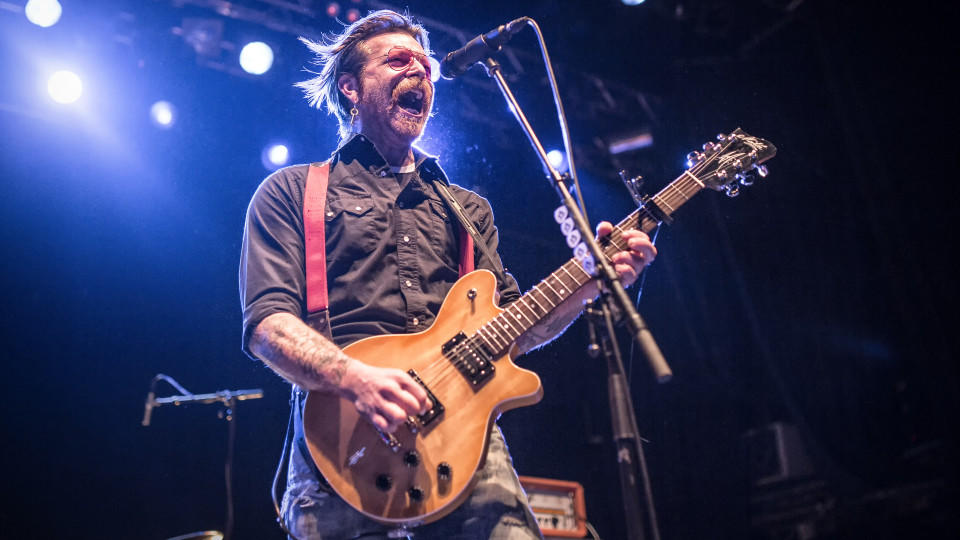 Eagles of Death Metal spielen im Bataclan