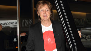 Paul McCartney durfte nicht zu Tygas Party