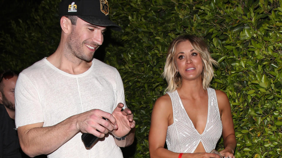 Kaley Cuoco und Sam Hunt - läuft da was?