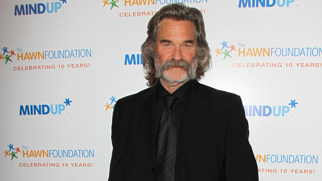 Kurt Russell dreht für 'Guardians of the Galaxy 2'