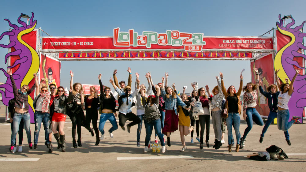 "Lollapalooza-Festival: ""Der Treptower Park ist die beste Alternative"""