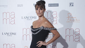 Penélope Cruz ist privat superlustig