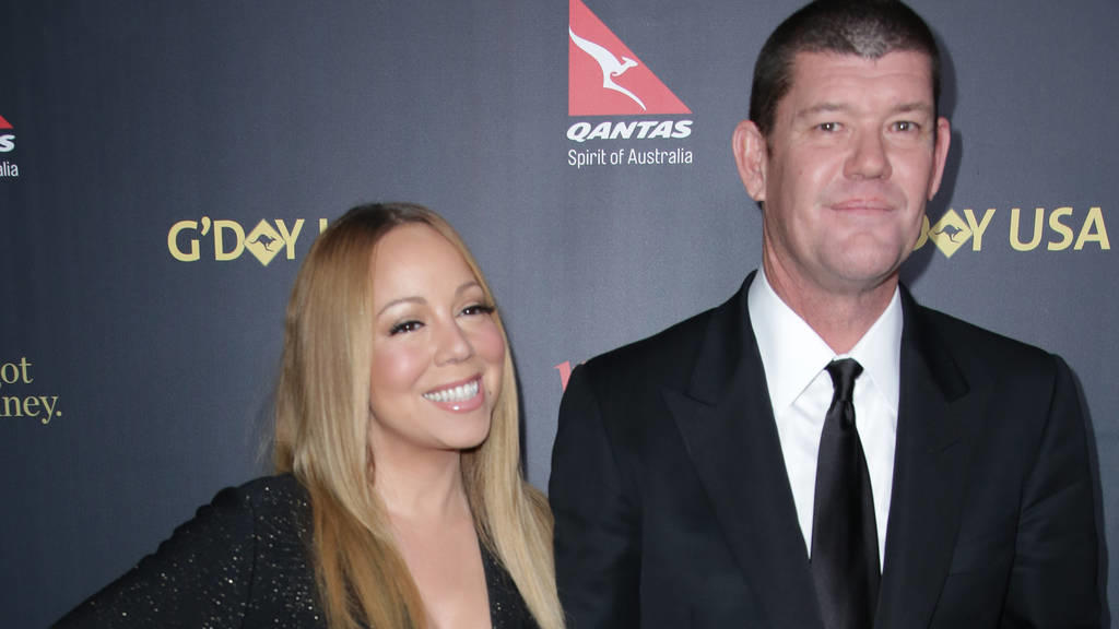 Heiratet Mariah Carey auf dem Meer?