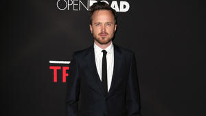 Für Aaron Paul das normalste in Hollywood