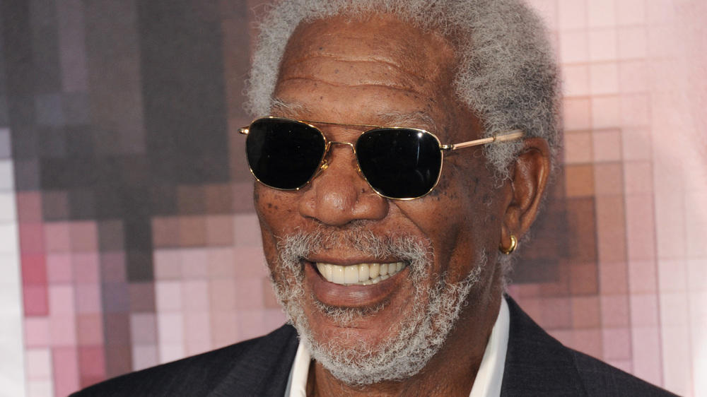 Morgan Freeman über den Oscar-Fluch