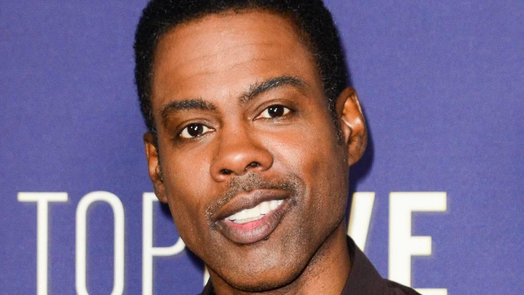 Chris Rock macht alle sprachlos
