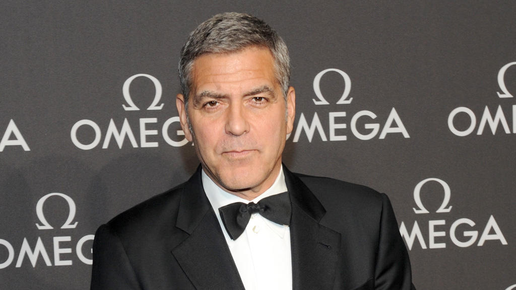 George Clooney war gar kein Womanizer