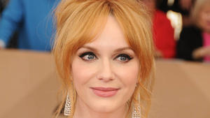 Christina Hendricks: Offen für 'Mad Men'-Reunion