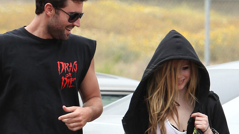 Avril Lavigne will heiraten!