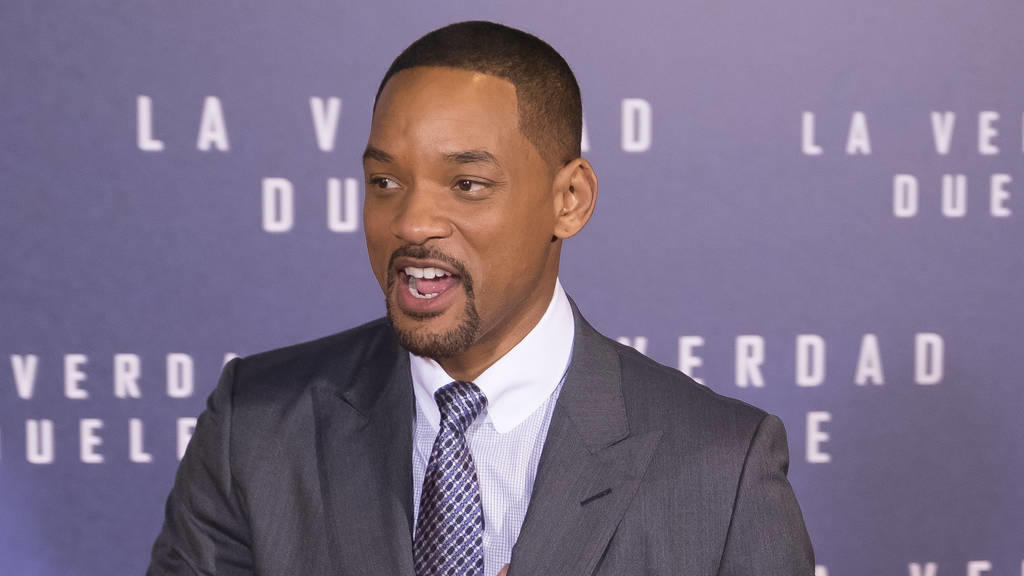 Will Smith hofft auf MTV Movie Award
