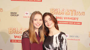 """Bibi & Tina""-Soundtrack erobert die Album-Charts"