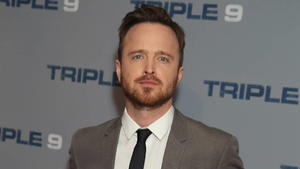 Aaron Paul: Whiskey-Trinken mit Helen Mirren