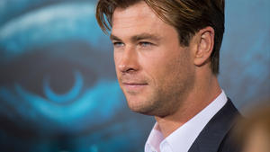 Chris Hemsworth, Kanye West und Ashton Kutcher
