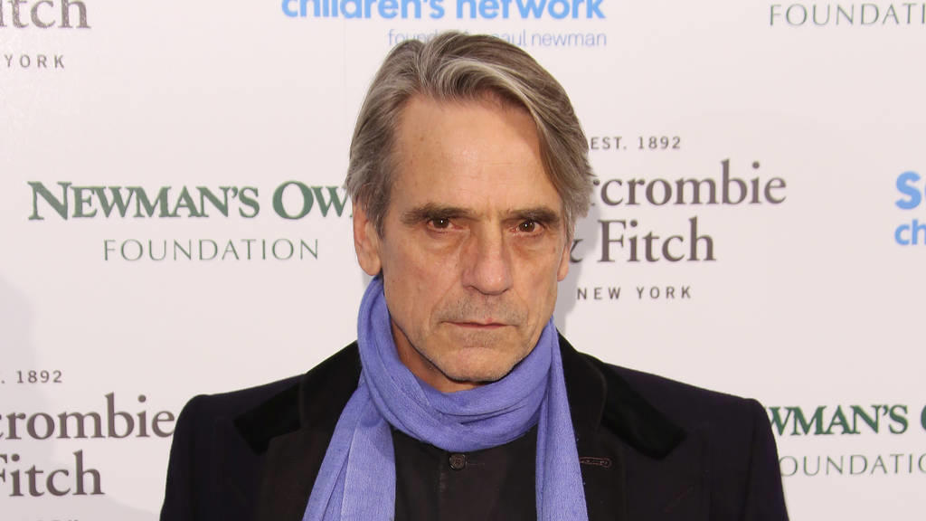 Jeremy Irons will kein Sir sein