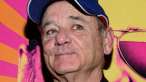 Bill Murray hasst Smartphones
