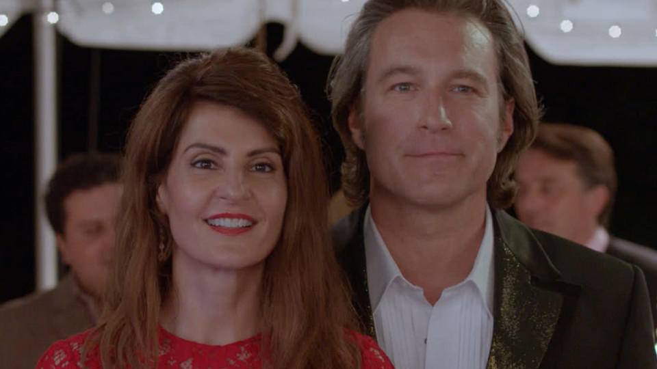 Sind in 'My Big Fat Greek Wedding 2' ein Paar: Nia Valdaros und John Corbett.