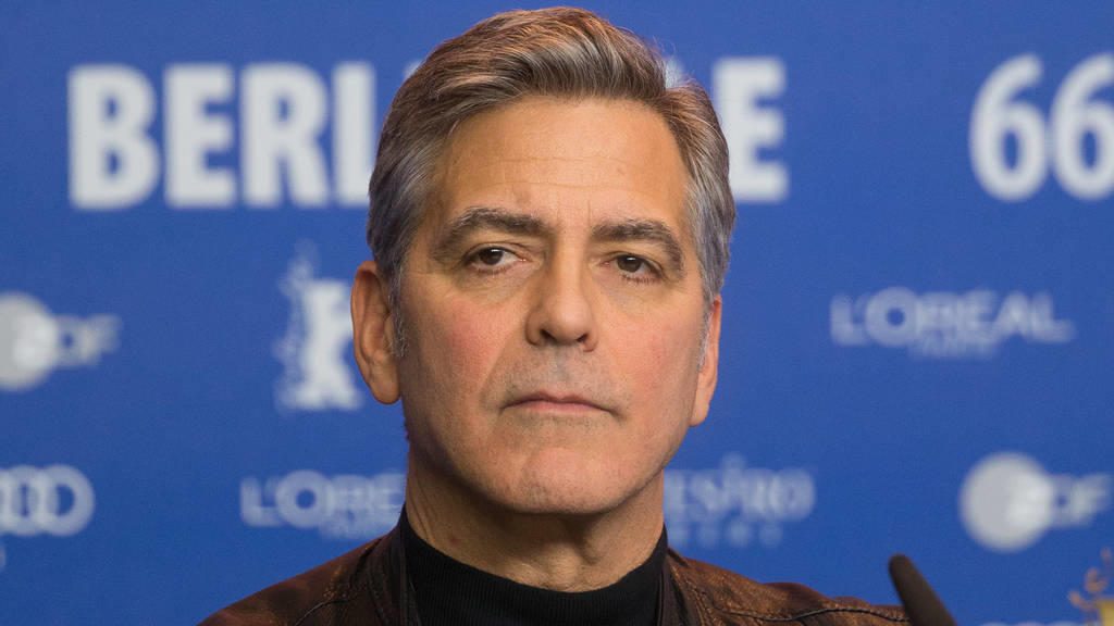 George Clooney trauert um Ken Howard