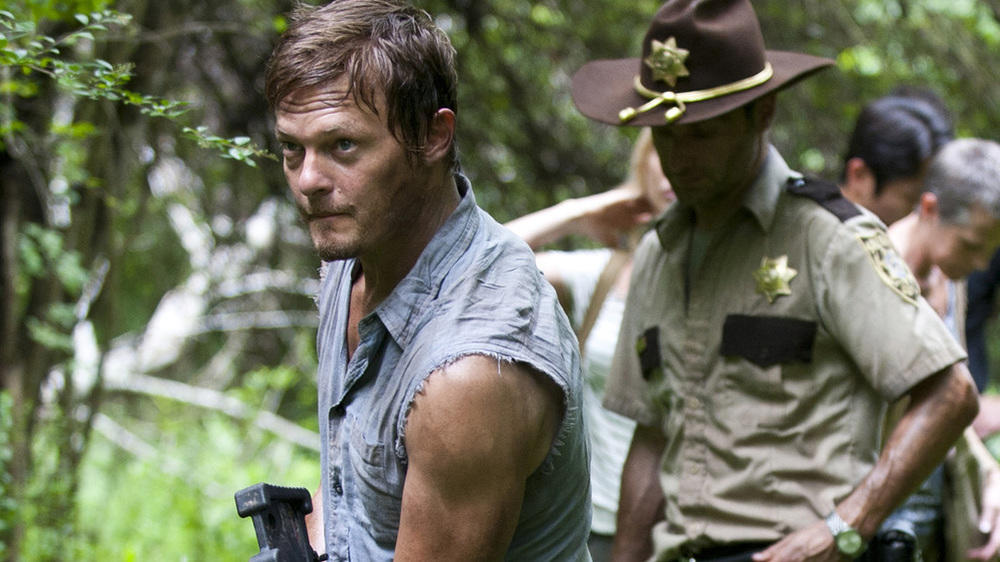 """The Walking Dead"": Norman Reedus macht sich Sorgen um Daryl"