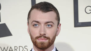 Sam Smith datet Jay Camilleri