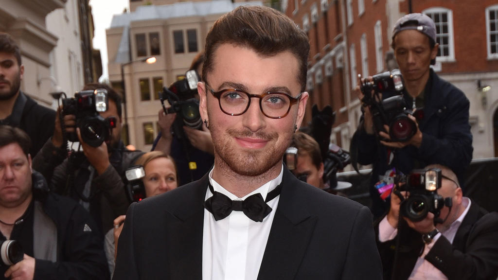 Sam Smith: Romanze mit Männermodel