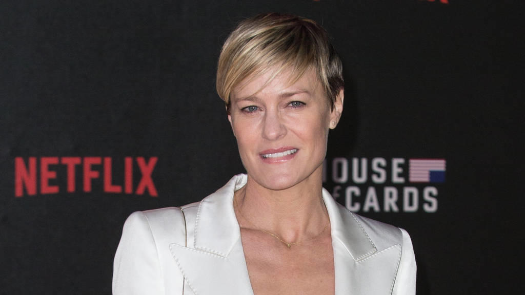 Robin Wright landet Rolle in 'Blade Runner 2'