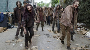 """The Walking Dead"": Staffel-Finale wird ""hardcore"""