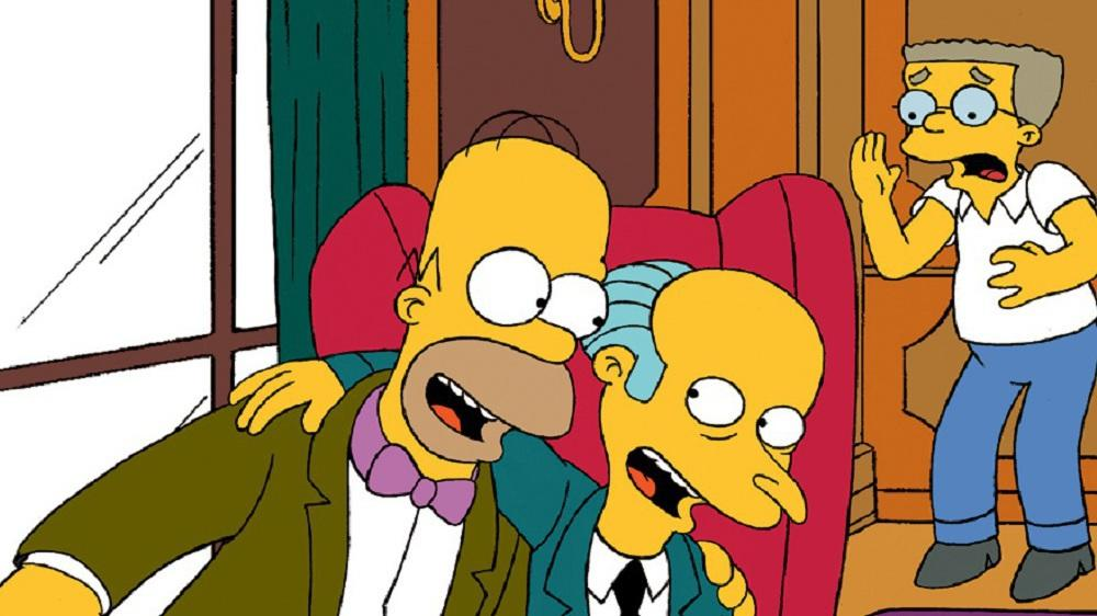 """The Simpsons"": So lief Smithers Coming-out"