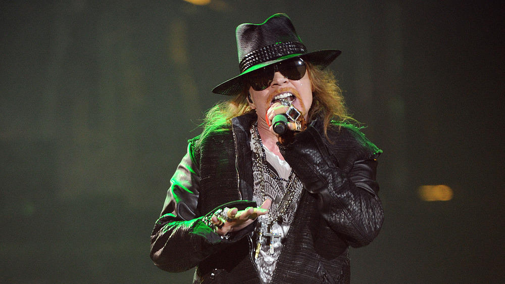 Axl Rose: Operation am Fuß nach Knochenbruch