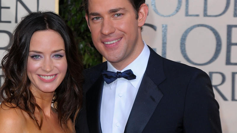 Emily Blunt hat geheiratet