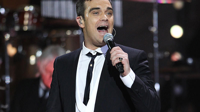 Robbie Williams kommt zurück zu 'Take That'