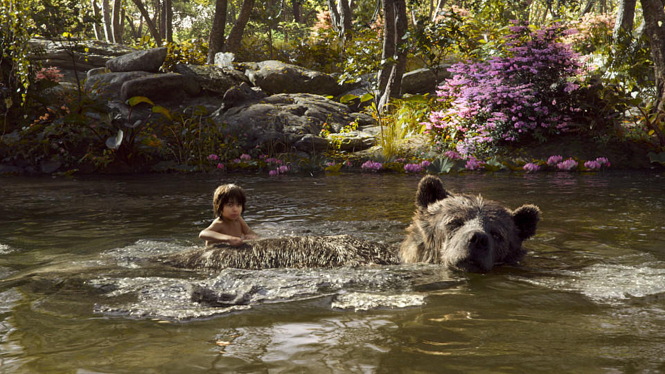 'The Jungle Book': Die Neuverfilmung des Disney-Klassikers kommt ins Kino