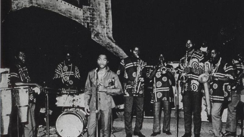 Fela Kuti And His Koola Lobitos