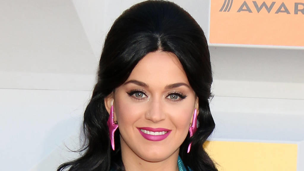 Katy Perry flirtet mit Orlando Bloom