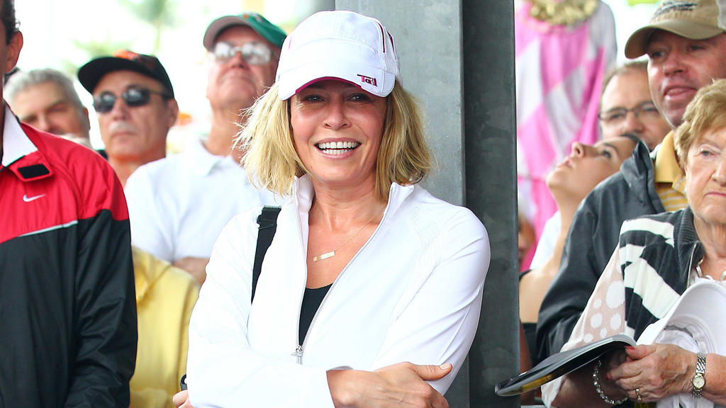 Chelsea Handler ist Optimistin