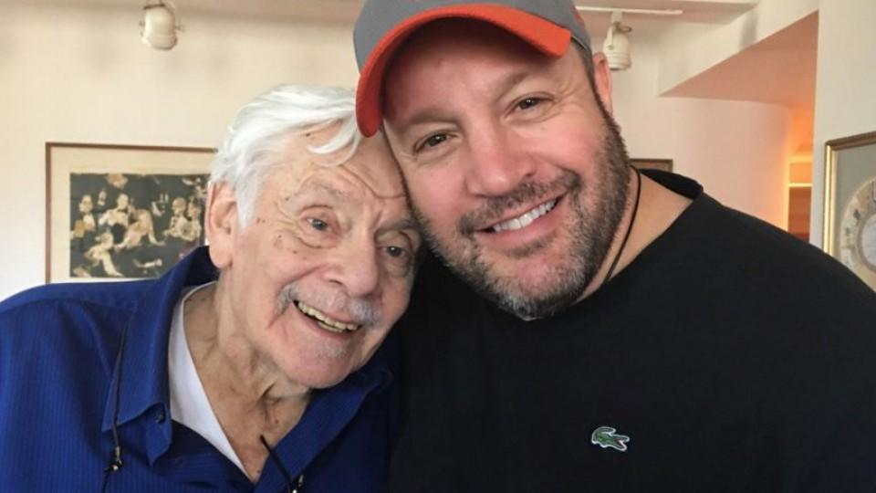 King of Queens'-Stars Kevin James und Jerry Stiller sind privat ein ...