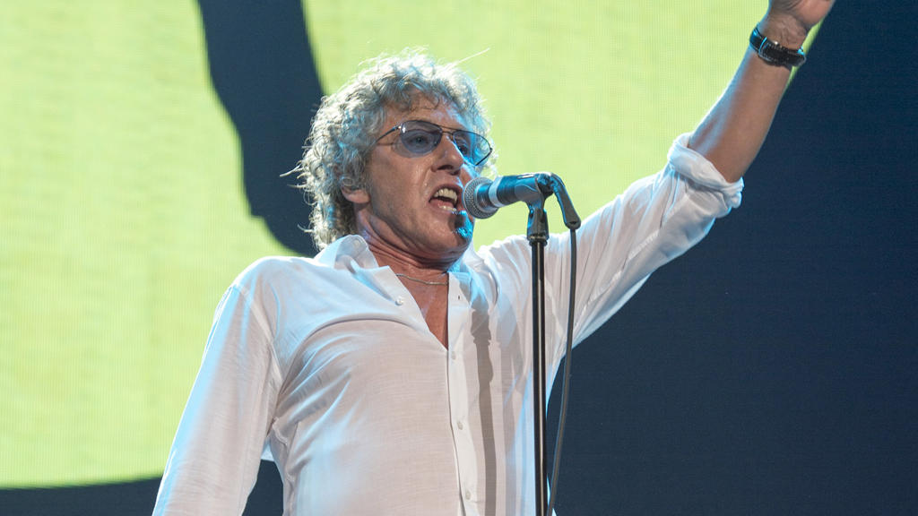 The Who plant Mega-Festival