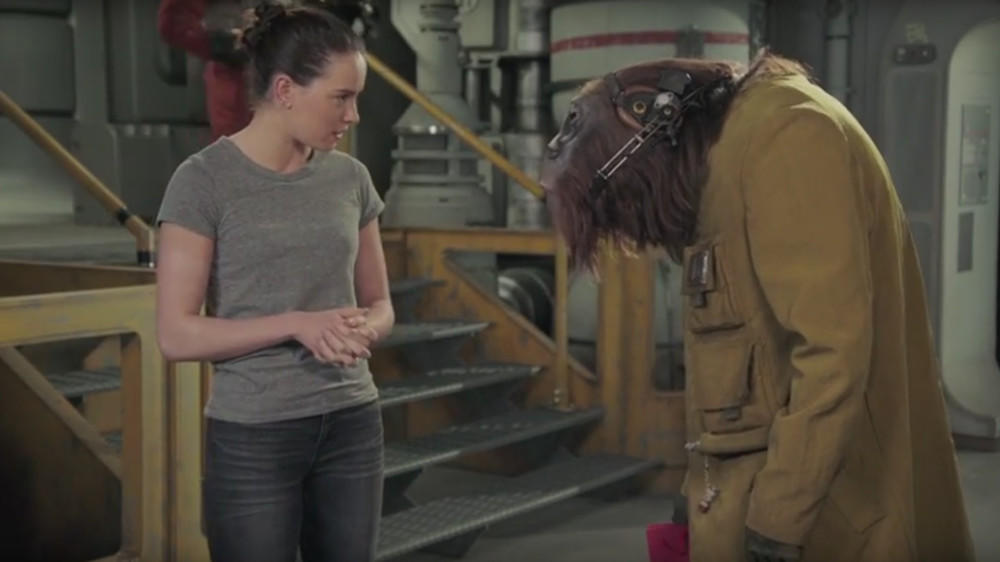 """May The 4th Be With You"": So feiern die Promis den ""Star Wars""-Tag"