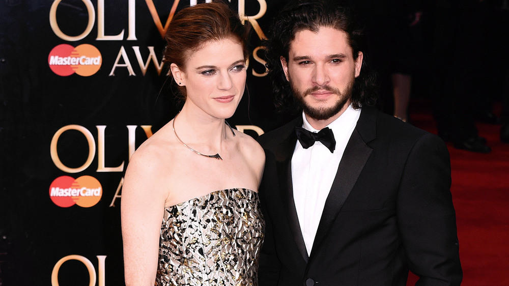 So verliebten sich Kit Harington und Co-Star Rose Leslie