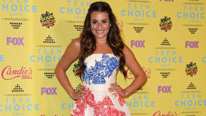 "Lea Michele: ""Ich bin superhappy"""