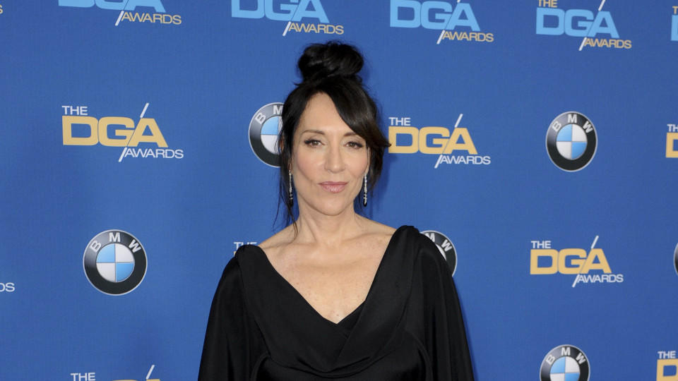 Der Serienstar Katey Sagal zu Gast bei den '67. Annual Directors Guild of America Awards' in Century City
