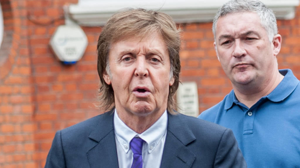 Paul McCartney: Bald Star einer Talentshow?