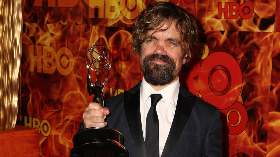 Der US-amerikanischer Schauspieler Peter Dinklage auf der 'HBO Primteime Emmy Awards After -Party' in West Hollywood